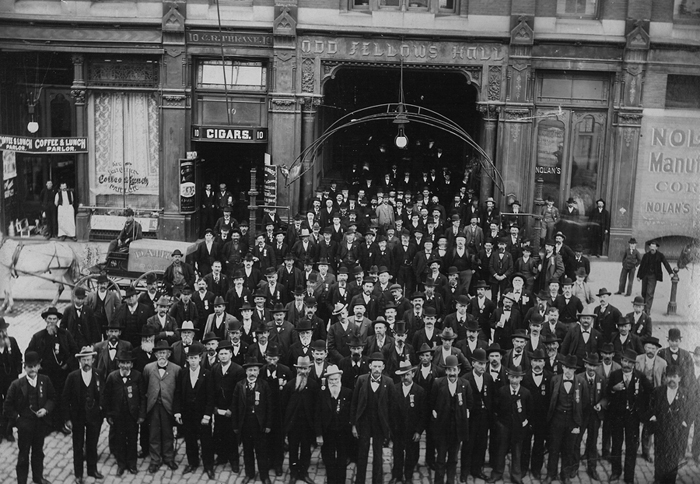 About The Odd Fellows Fraternity